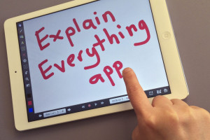 ipad app explain everything