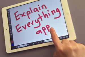 ipad app explain everything