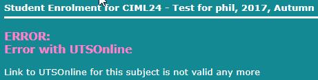 SPARK error when not an Instructor