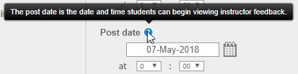 Edit Post Date
